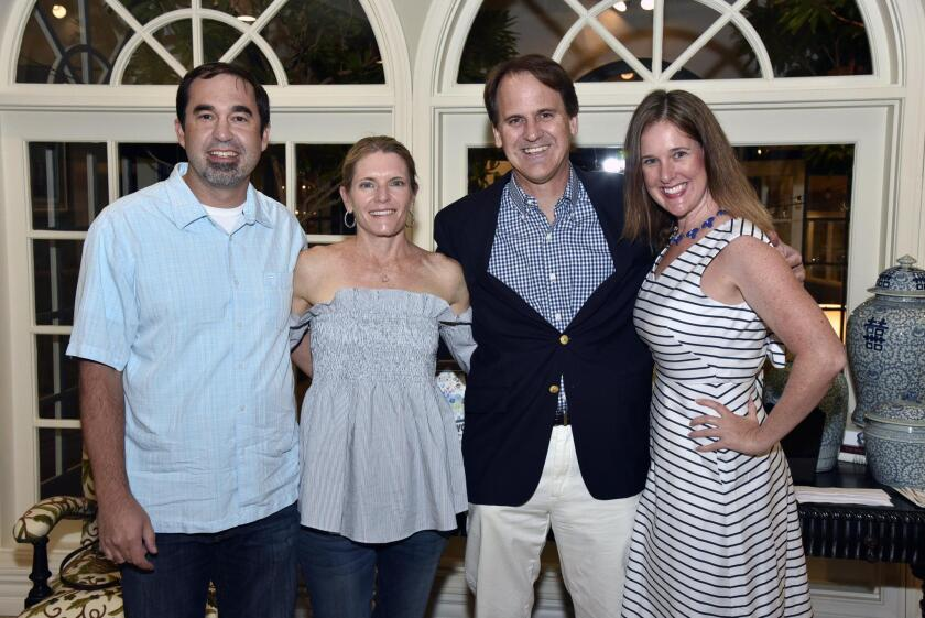 Solana Santa Fe PTO holds second 'Cocktails With Class' event