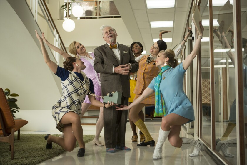 "Robert Morse, in ""Mad Men."""