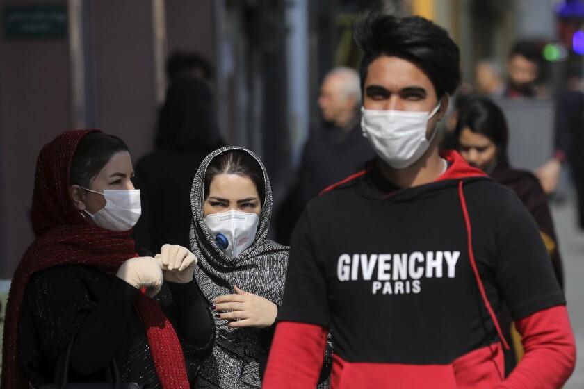 Iran virus
