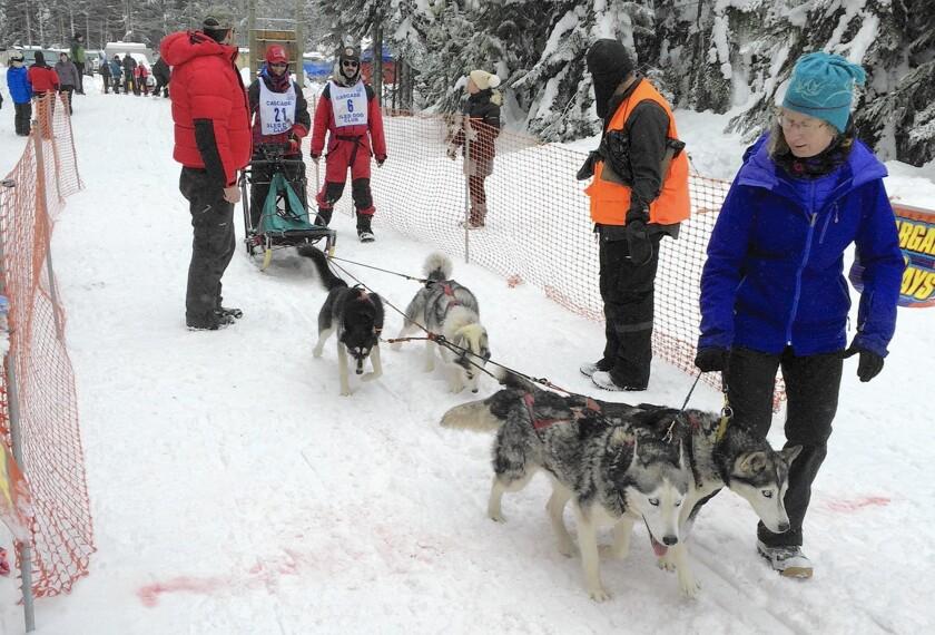 Cascade Dog Sled Club