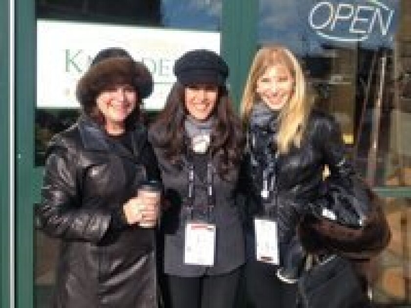 Moms With Issues: Pat Hughes, Kathryn Brinton, Carol Tager