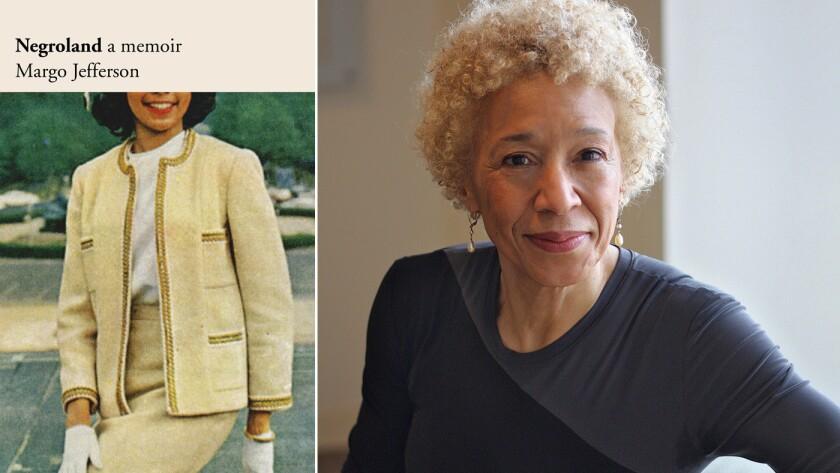 """""""Negroland: A Memoir"""" and author Margo Jefferson."""