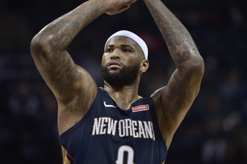 'Gracias, pero No, LeBron'; el centro estelar DeMarcus Cousins prefiere a Warriors sobre Lakers