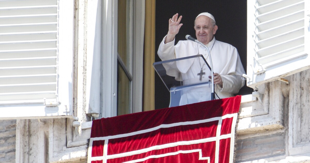 Opinion: Why the pope's words about civil unions for gay couples matter