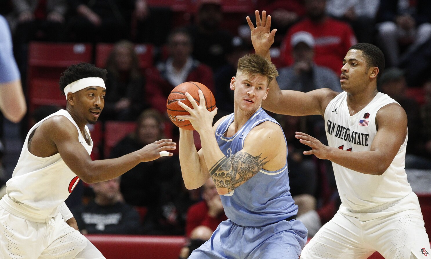 Will SDSU and USD continue their basketball series after this year?