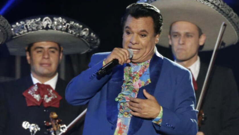 Juan Gabriel, the legendary Mexican singer-songwriter, died Sunday.