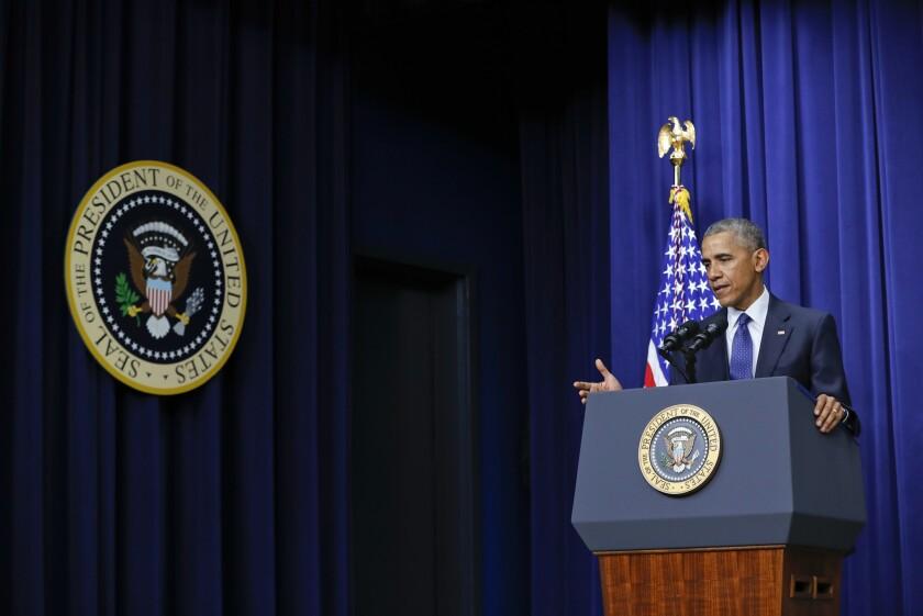 El presidente Barack Obama. (AP Foto/Pablo Martínez Monsivais)
