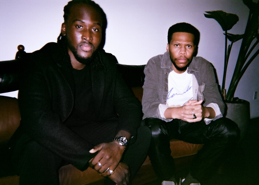 Ousman Sahko and Akin Adebowale founded Blacktag, a new streaming platform that distributes content from Black creators.