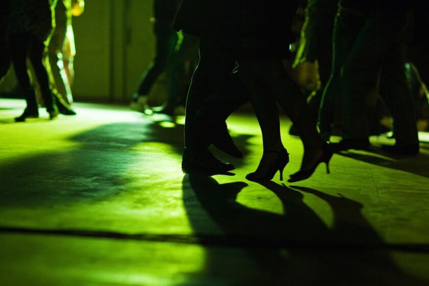 Osetra latin nights dancing