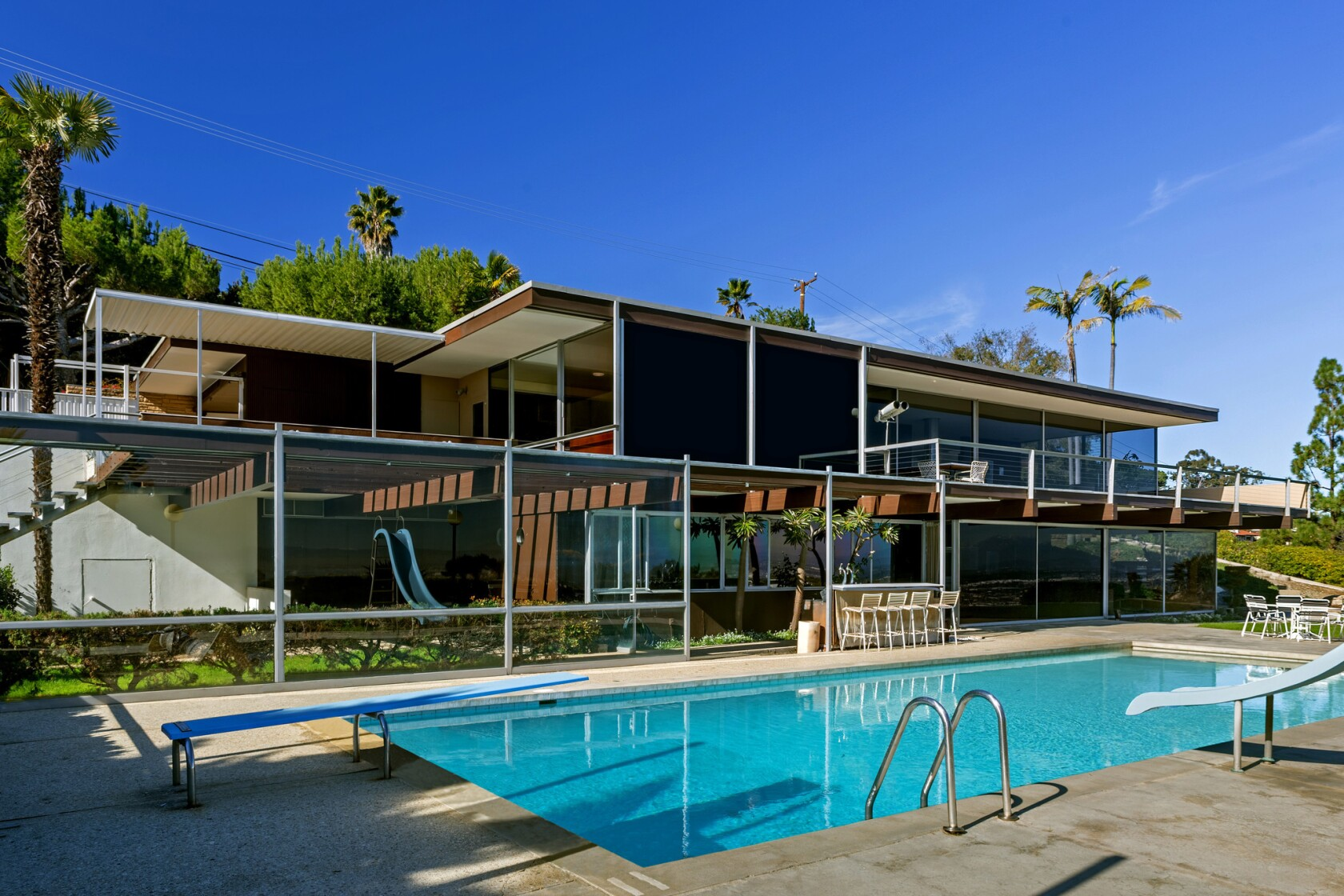 Home of the Week: A shipbuilder's Neutra in Rancho Palos Verdes