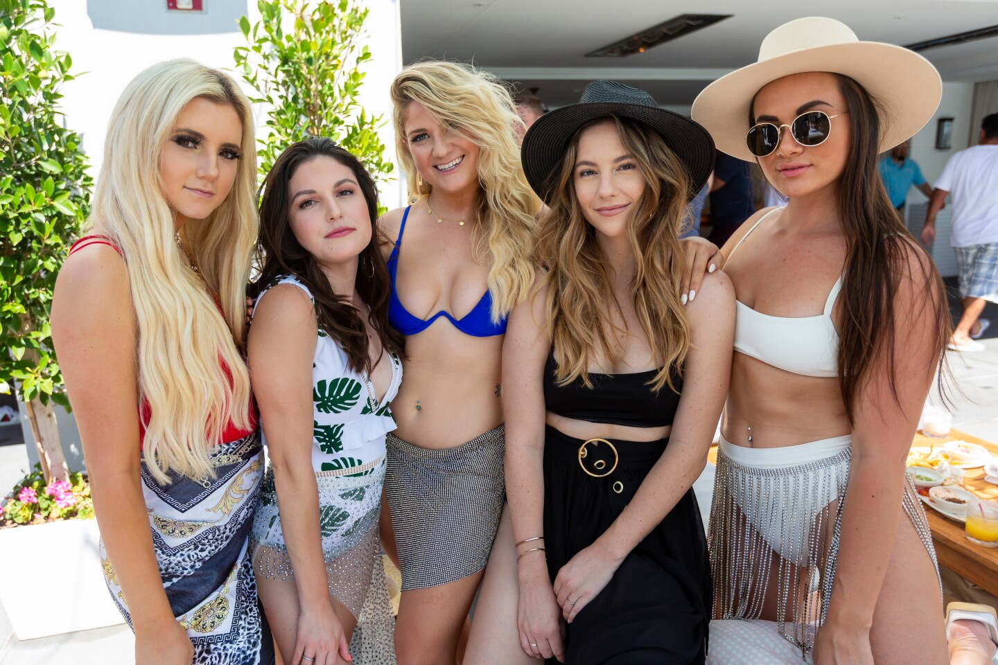 It was standard Sunday Funday shenanigans at The Pool House at the Pendry San Diego on Sunday, June 30, 2019.