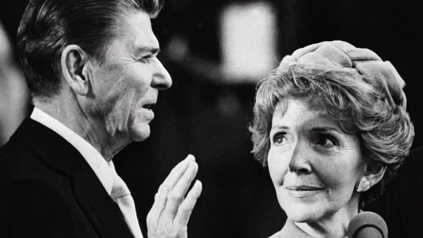 Nancy Reagan | 1981