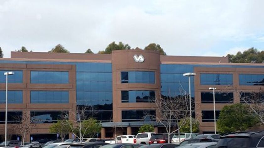 Veterans Affairs Regional Benefit Office in San Diego