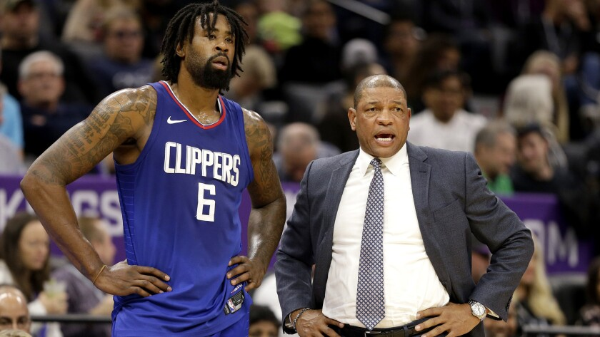 DeAndre Jordan, Doc Rivers