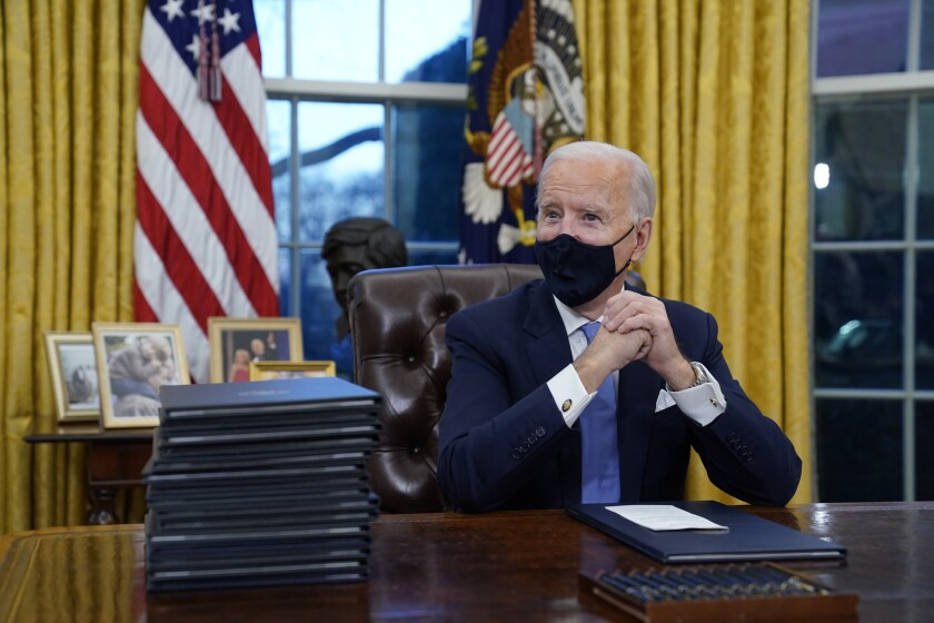 Plan migratorio de Biden podría ser riesgoso para demócratas