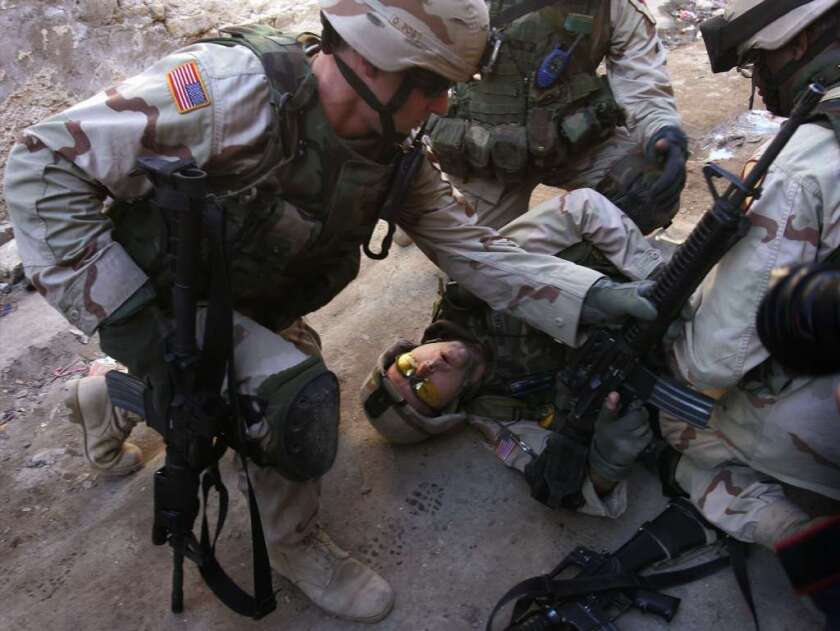High rates of pain and opioid use in military