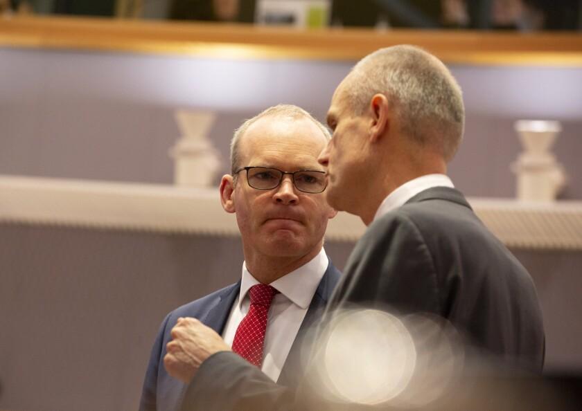 Belgium EU Foreign Ministers