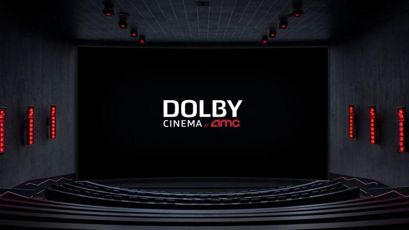 The Dolby Cinema at AMC in Burbank