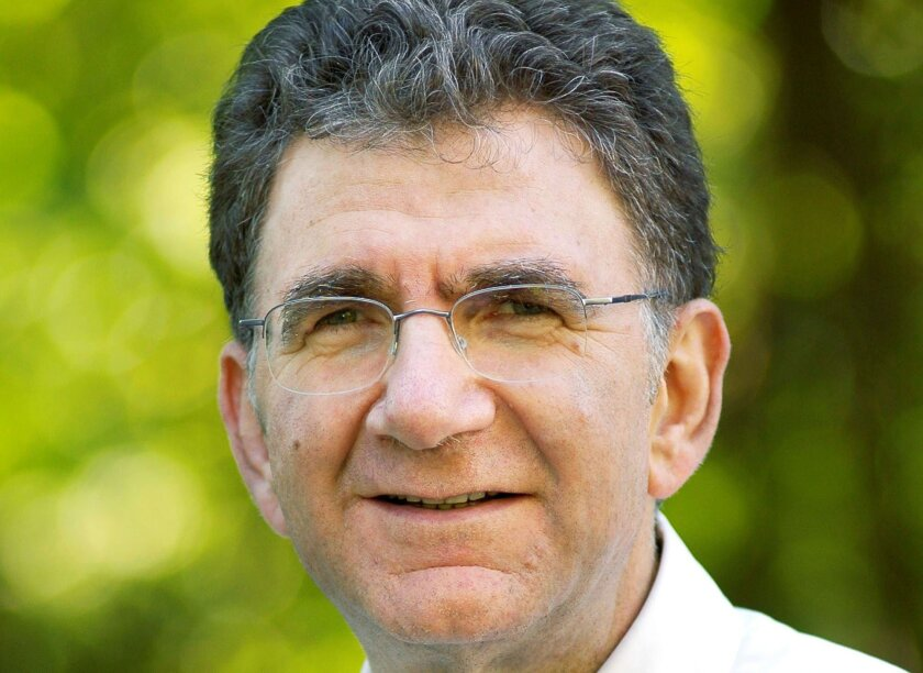 Howard Feldman, who will head the Alzheimer's Disease Cooperative Study at UC San Diego. / courtesy photo