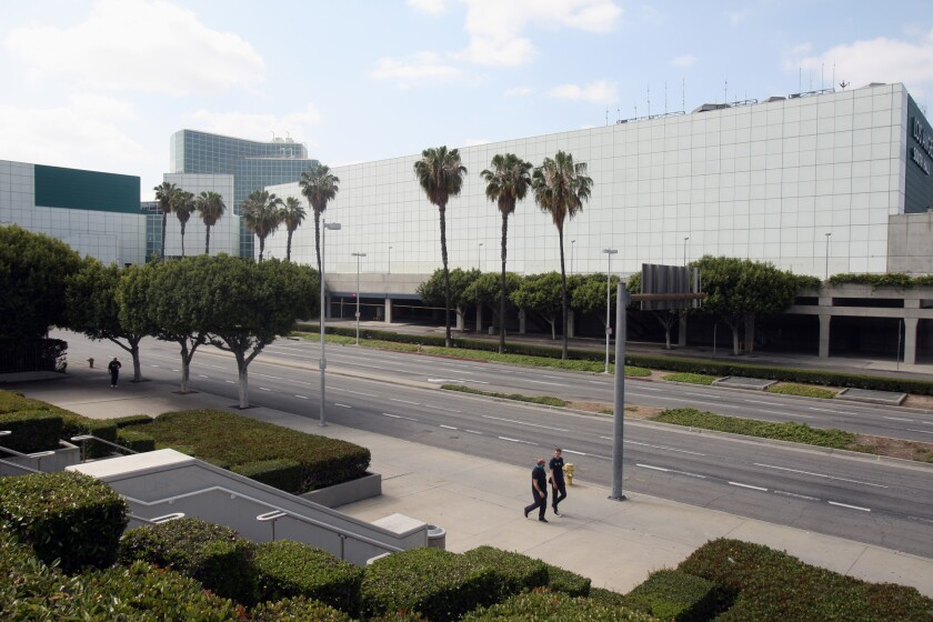 Before L.A. doubles down on the convention center, it should explore another public-private partnership