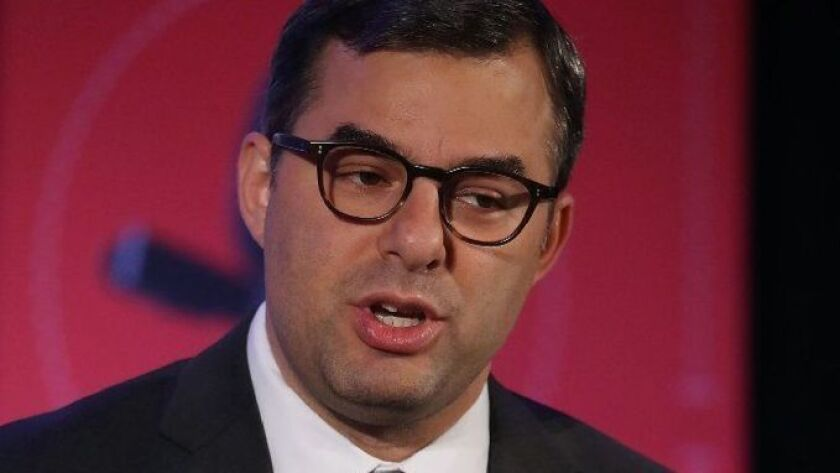 Republican Amash breaks ranks, says Trump's conduct is 'impeachable'