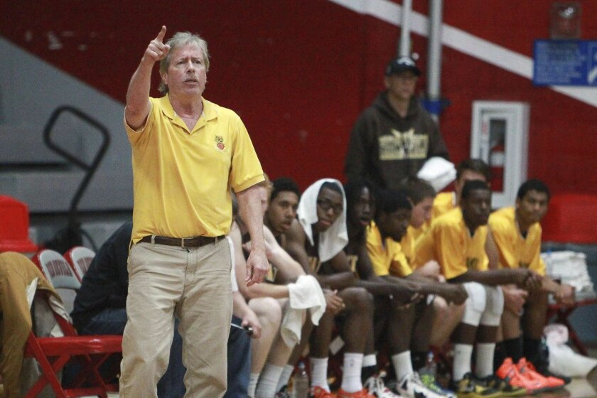 Ray Johnson led the El Camino boys basketball team to more than 750 victories.