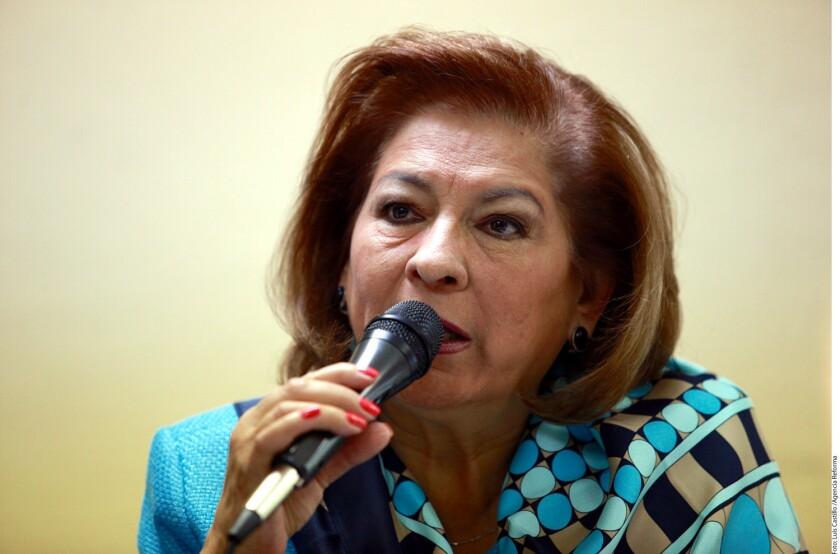 En enero hubo 146 plagios en el País y no 107 como reportó Segob, dijo la organización Alto al Secuestro, la cual preside Isabel Miranda de Wallace.