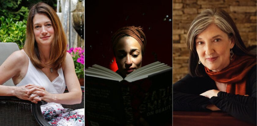 Gillian Flynn, Zadie Smith and Barbara Kingsolver are on the longlist for the Women's Prize for Fiction.