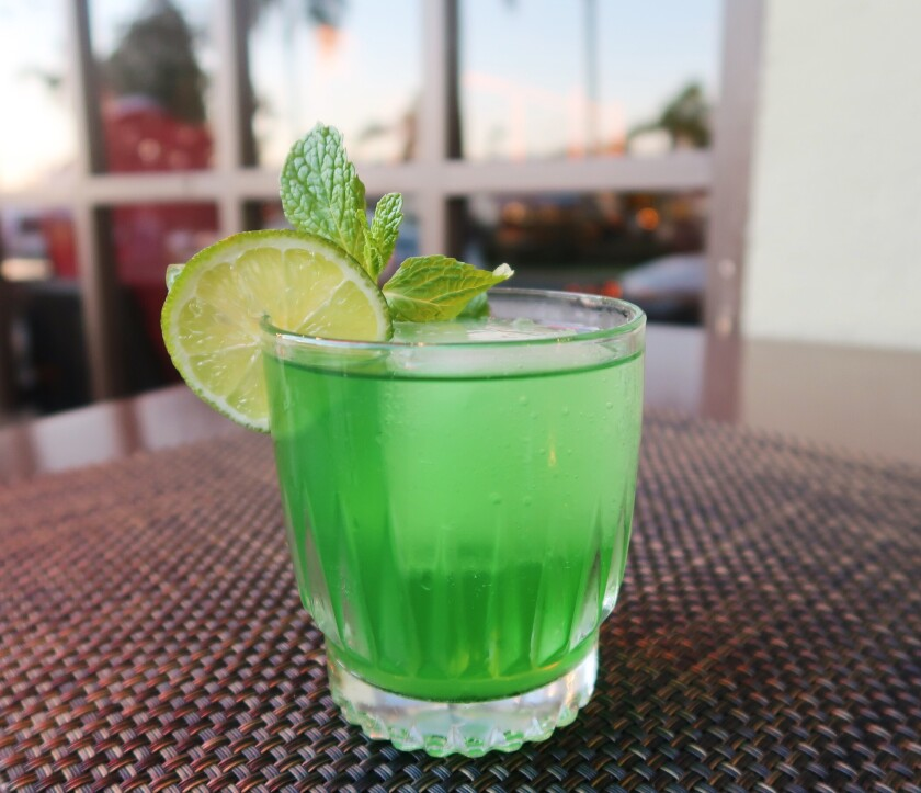 St. Paddy's Sour.