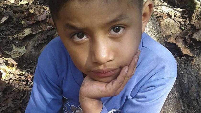 Felipe Gomez Alonzo, 8, died on Christmas Eve.
