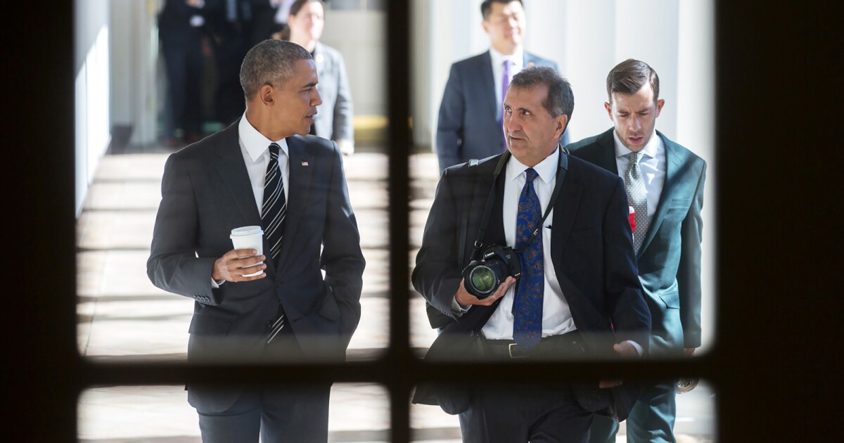 Review: Nobody misses dignity in the White House more than Obama photographer Pete Souza