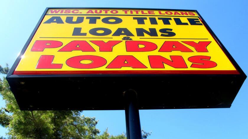 Las regulaciones propuestas que se darán a conocer por las autoridaddes en una audiencia en Kansas City, Missouri, llegan después de varios años de preparación por parte de la oficina, que desde 2013 ha publicado varios informes criticando a la industria de préstamos del día de pago.