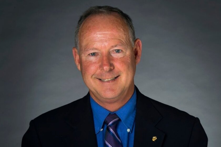 Ed Harris, candidate for San Diego mayor
