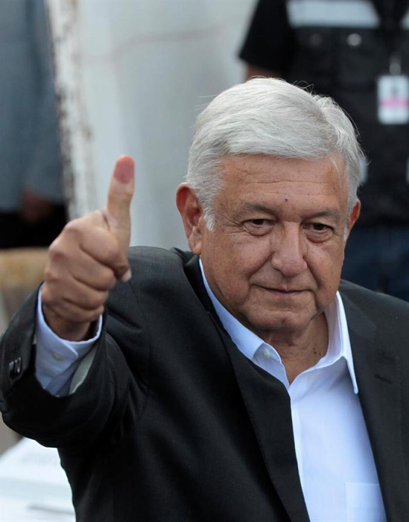 El sector empresarial ofrece su colaboración a López Obrador