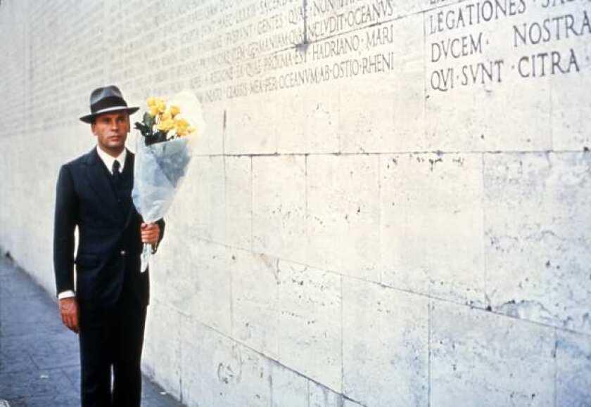 Bernardo Bertolucci feted at the American Cinematheque