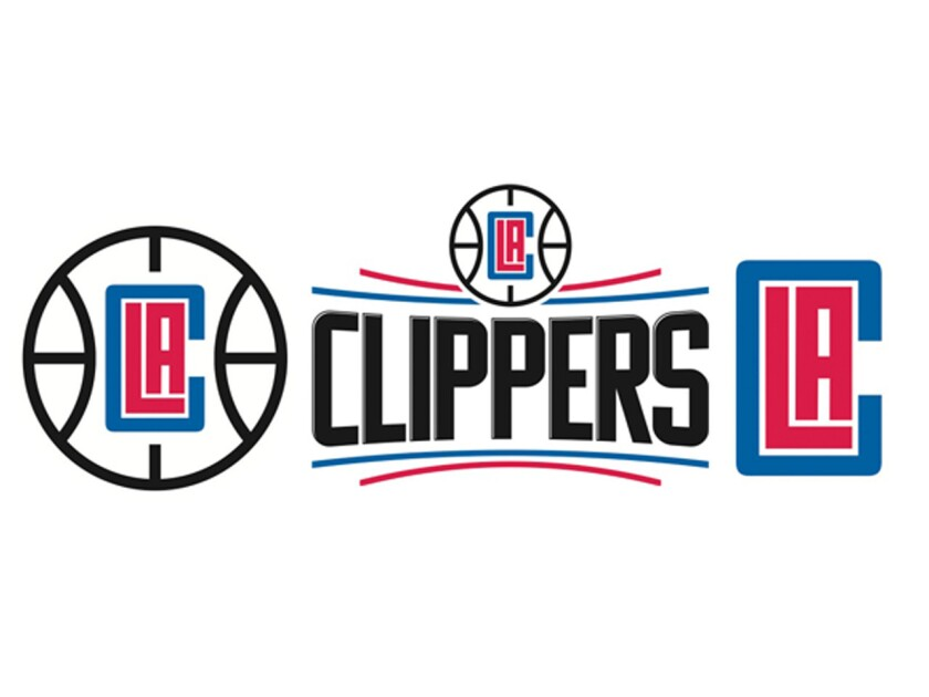 Clippers Add Black To Their Team Colors And Have A New Logo Too Los Angeles Times