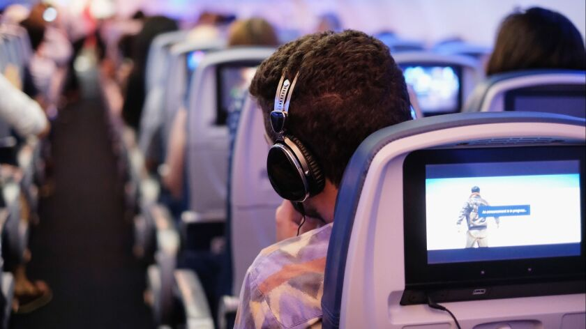 Delta Air Lines In-Flight Silent Disco With DJ Questlove