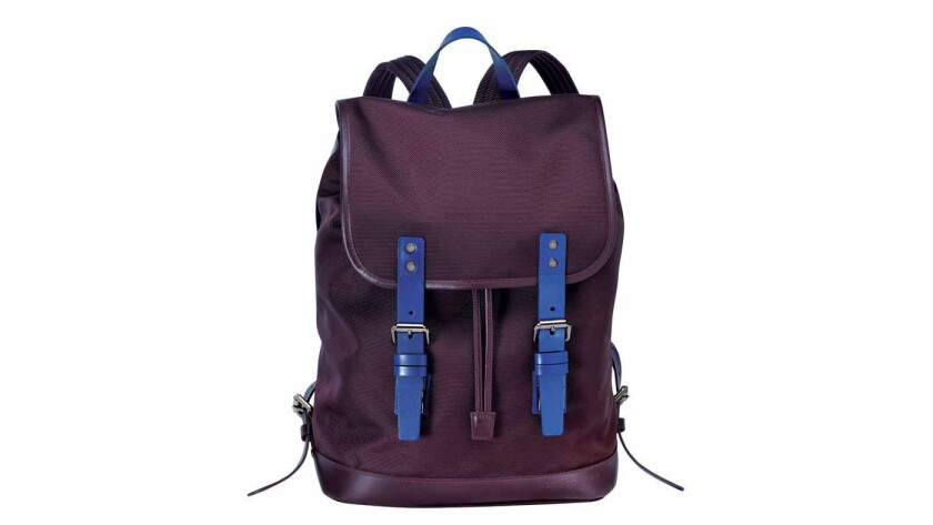 Longchamp ¿trier Toile Backpack