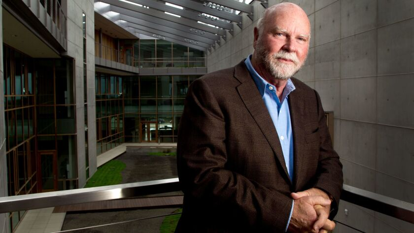 J. Craig Venter, co-founder of Synthetic Genomics, in a 2014 photo.