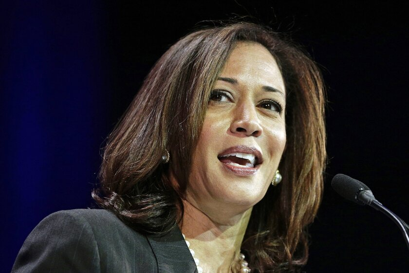 In 2014, California Atty. Gen. Kamala Harris ordered the Center for Competitive Politics and other nonprofits to disclose the identities of donors who contributed more than $5,000 in a single year.