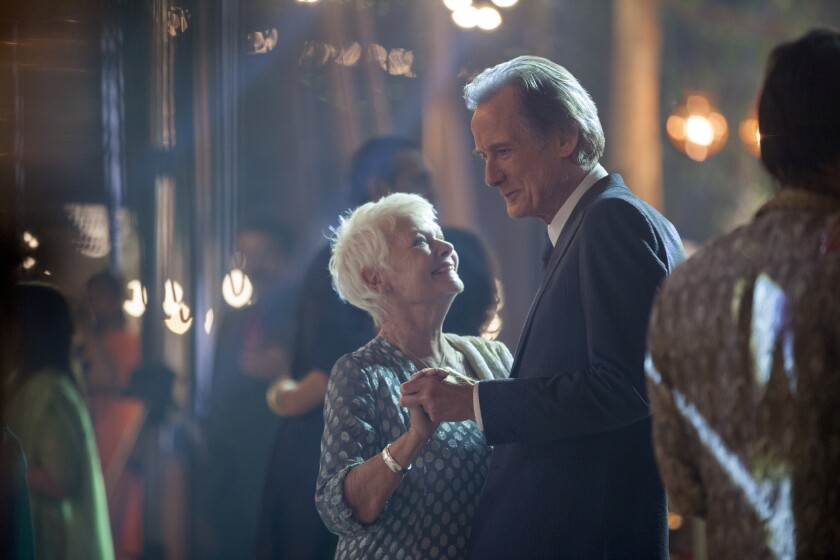 'Second Best Exotic Marigold Hotel'