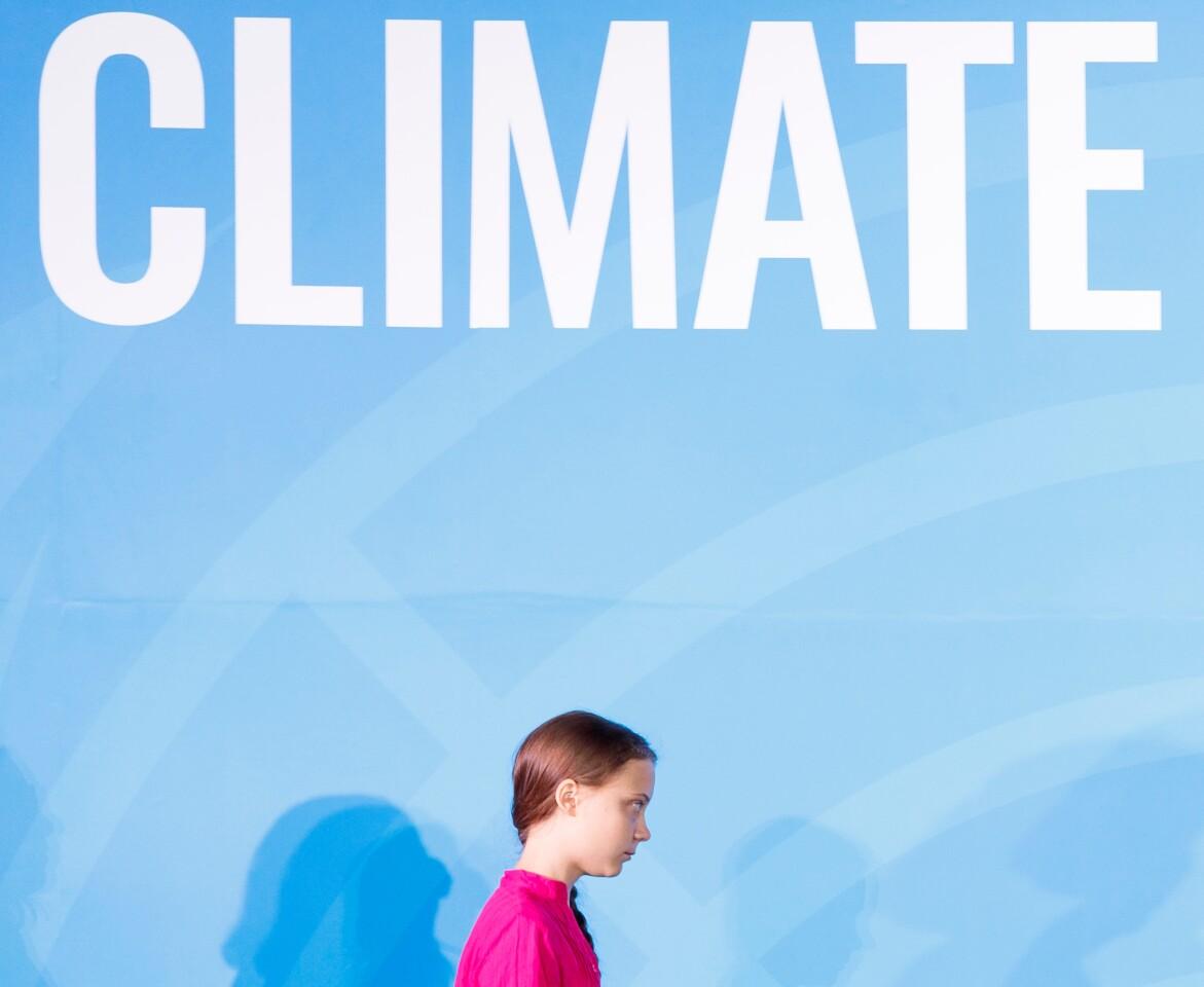 U.N. Climate Action Summit