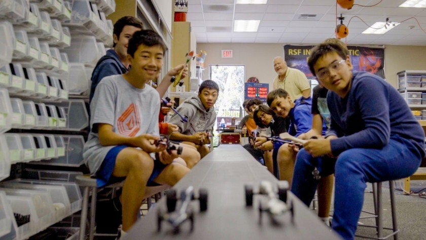 Robotics will now be taught during the school day as a new K-5 engineering class.