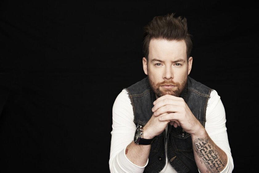 'American Idol' winner David Cook performs Feb. 23 at the Belly Up Tavern.
