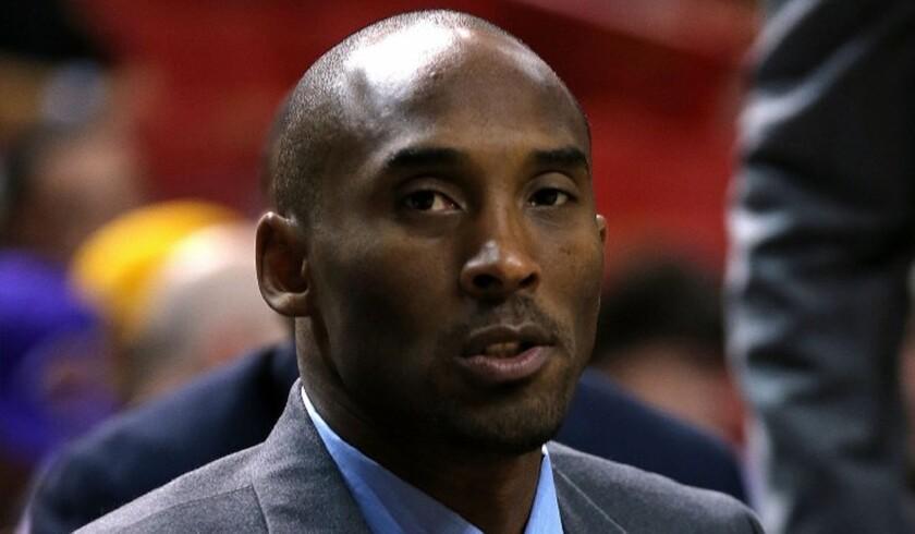 Kobe Bryant's goal is to play Friday against the Dallas Mavericks
