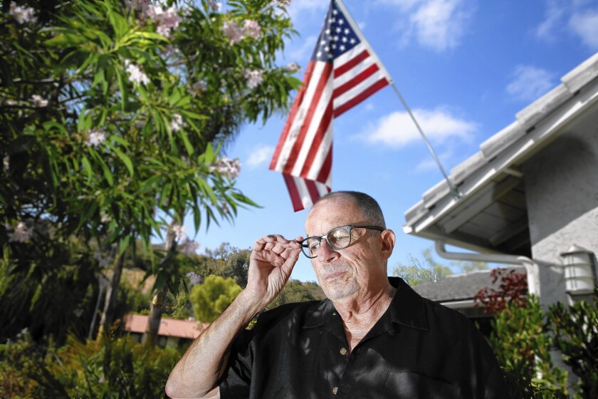 Tom DiCioccio of Oceanside owes nearly $20,000 for his cancer surgery this year after Blue Shield switched him into a policy with fewer providers. The insurer agreed to pay his bills after The Times asked about the case.