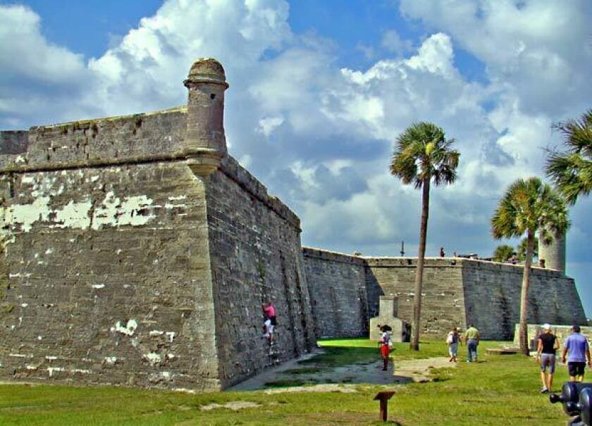 Fort Mose, St. Augustine, Fla.