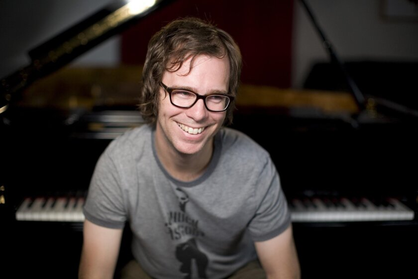 Alt-rock star Ben Folds will wrap up the 16-concert series with his new 'Concerto for Piano and Orchestra Feb. 5-6, 2016 for San Diego Symphony's 'Upright & Grand' piano festival.