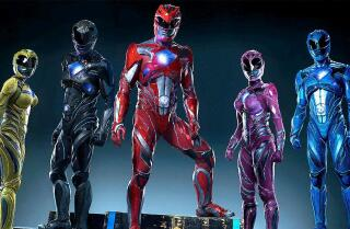 'Power Rangers' movie review by Justin Chang