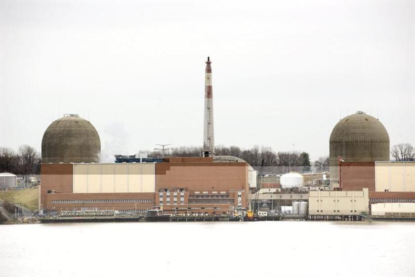 La planta nuclear Indian Point dejará de operar definitivamente en 2021, catorce años antes de lo previsto inicialmente, según anunció hoy el gobernador del estado de Nueva York, Andrew Cuomo. EFE/ARCHIVO